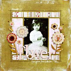 *Flower* Creativity Life (UK) May '08