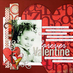 *Forever Valentine* ST March '09