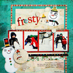 *frosty* New JOVIAL by BASICGREY