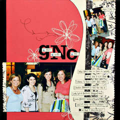 *G.N.O* (Girl's Nite Out) ST Sept. '07