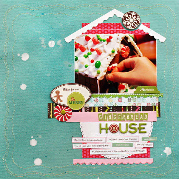 *Gingerbread House*