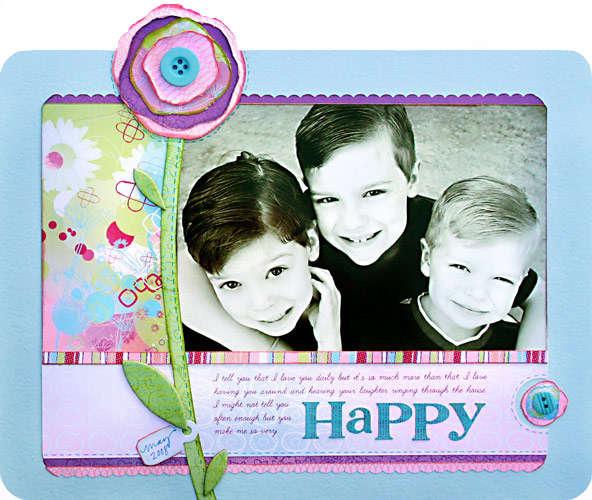 *Happy*  BG Newsletter June '08