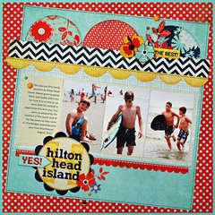 *Hilton Head Island* NEW BasicGrey PB&J