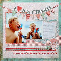 *I Love Ice Cream*