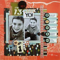 *I'm 13, YO!*