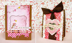 *Valentine Cards* NEW BasicGrey KISSING BOOTH