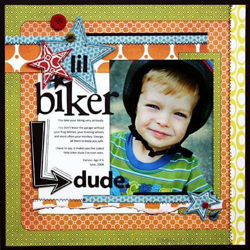 *Lil Biker Dude* BG August '08 Newsletter