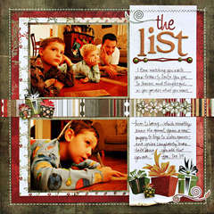 *The Gift* - Scrapbook.com Wassail Kit!!