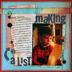 *making a List* BG Newsletter Nov. '07