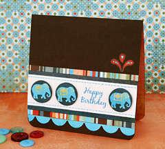 *Happy Belated Birthday* New BasicGrey MARRAKECH