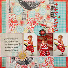 *Miss Bianca* NEW BasicGrey PAPER COTTAGE