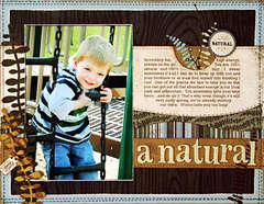 *A Natural* BG Newsletter Nov. '08