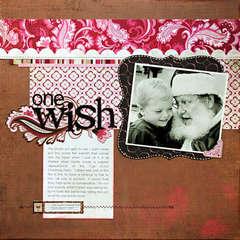 *one Wish*
