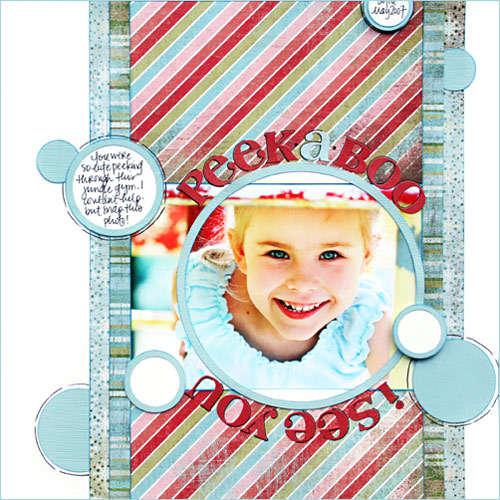 *Peek-a-boo* Best of BASICGREY PaperPack