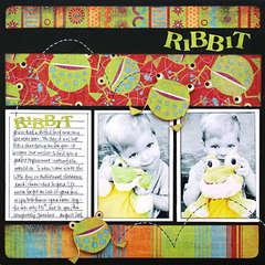 *Ribbit* Best of BASICGREY PaperPack