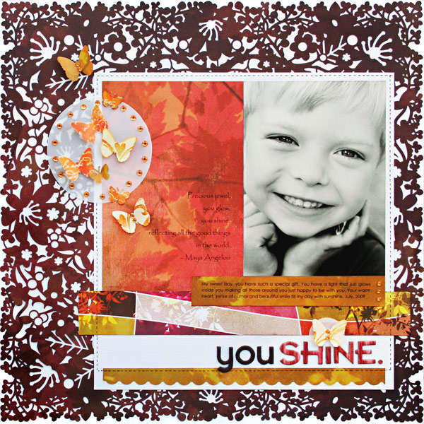 *You SHINE* NEW BasicGrey INDIAN SUMMER