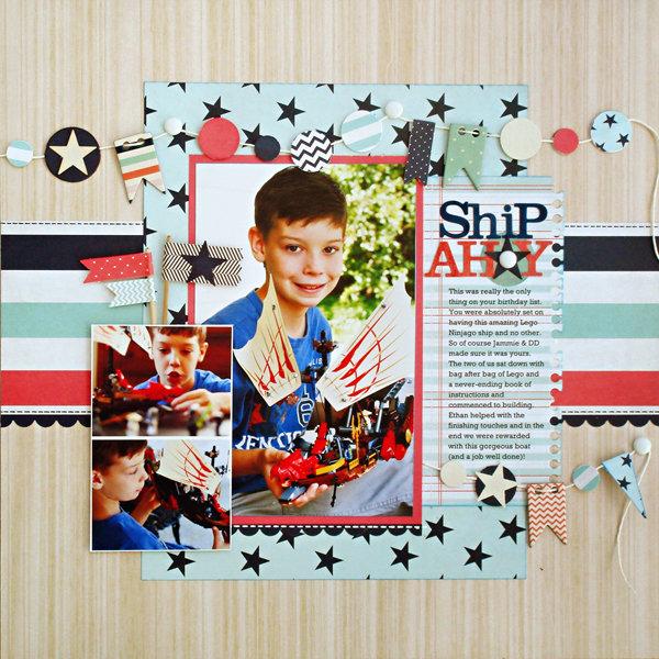 *Ship Ahoy* SCT Summer '13