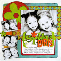 *Silly Girls* BasicGrey Color Me Silly