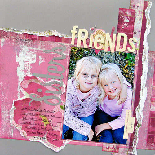 *Sisters & Friends* NEW BasicGrey Perhaps
