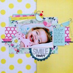 *Smile Pretty*