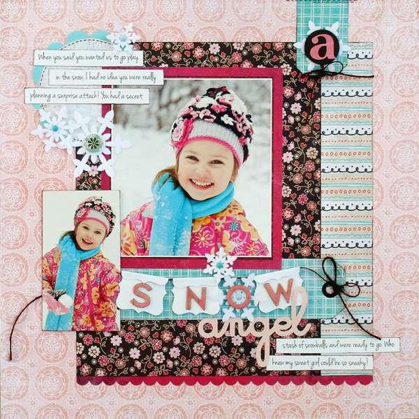 *Snow Angel* SCT/PageMaps 2013 Calendar