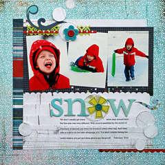 *Snow* NEW BasicGrey OLIVER