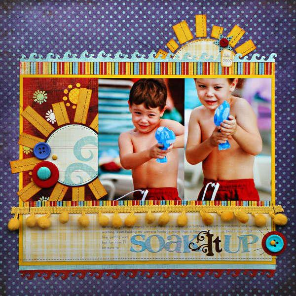 *Soak It Up* SB&CT Summer '10