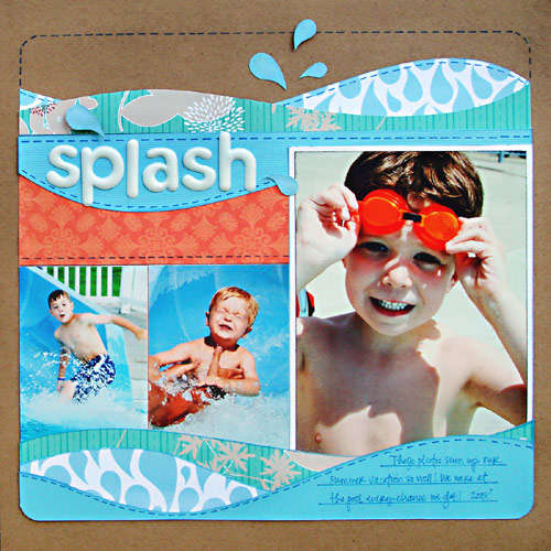 *Splash* ST June '09