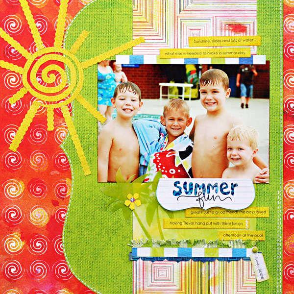 *Summer Fun* SB&B Summer '11
