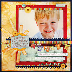 *A Little Bit of Sunshine* Ella Publishing eZine June '10