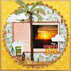 *the sweet life* Studio Calico Mind the Gap July Kit