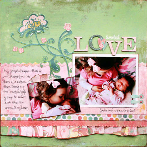 *Sweetest Love*