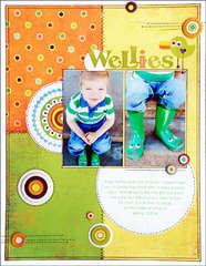 *Wellies* BG March '09 Newsletter