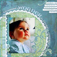 *Wonder* ST Nov. '08
