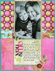 *you & me* BasicGrey Newsletter June '09