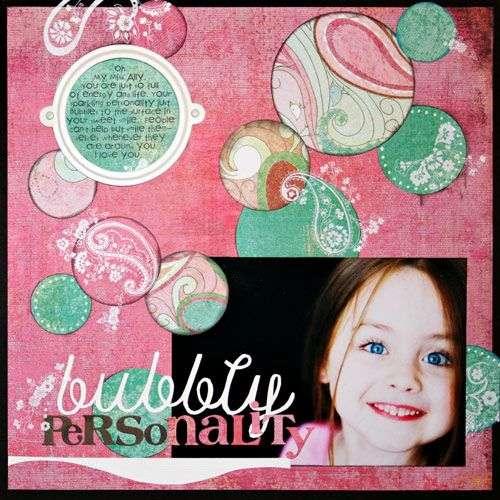 *Bubbly Personality* NEW BASICGREY PHOEBE
