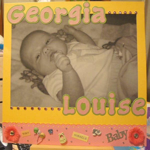 Georgia Louise