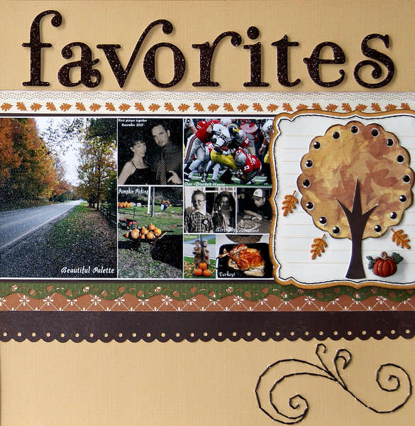 """FALL FAVORITES"" ~ Right Side"