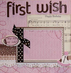 FIRST WISH ~ LEFT SIDE