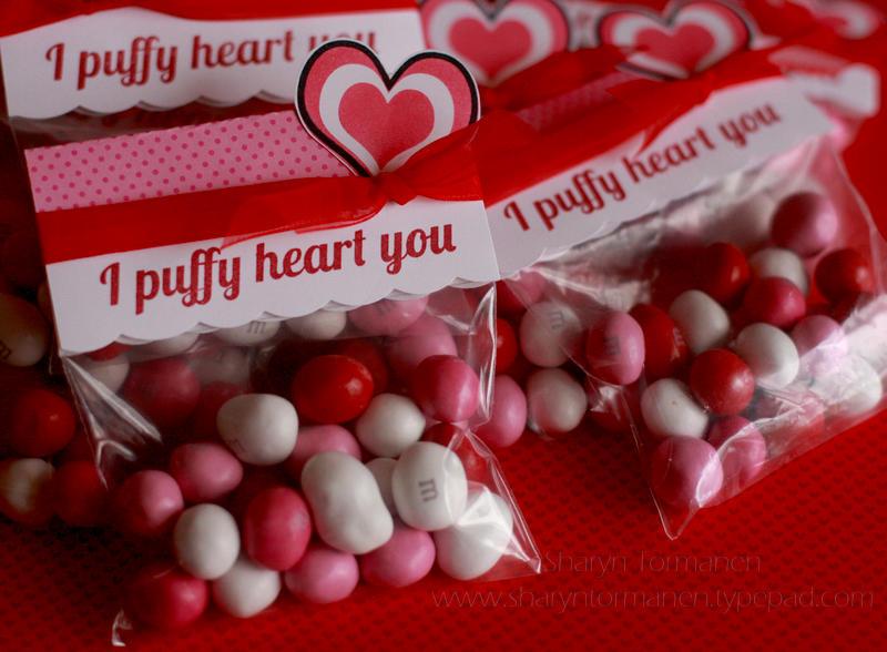 I puffy heart you
