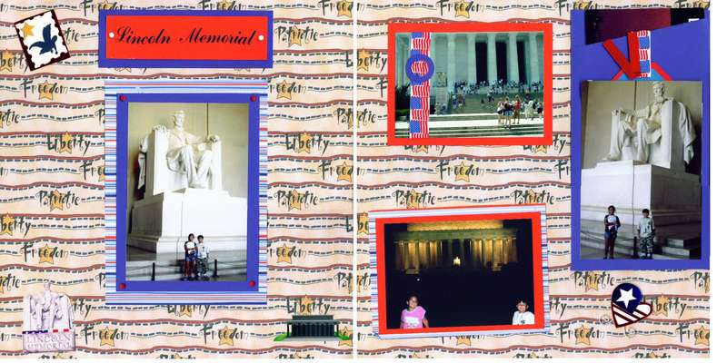 12 The Lincoln Memorial