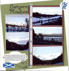 Cairngorm Mtns