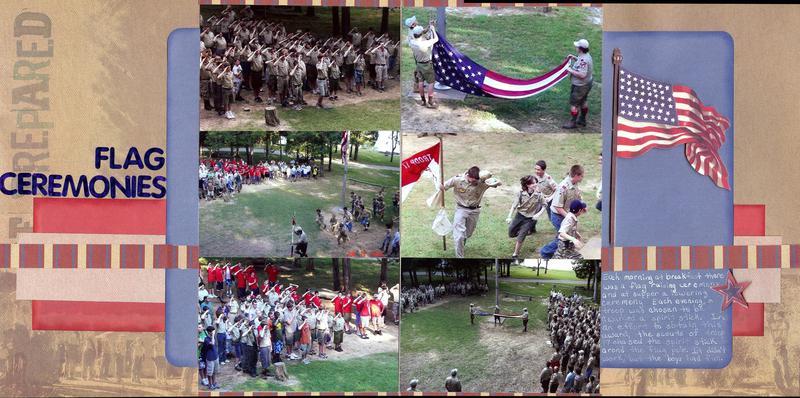 Flag Ceremonies