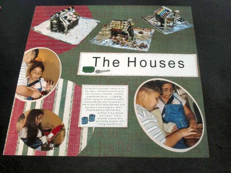 Gingerbread houses 2005 pg 1