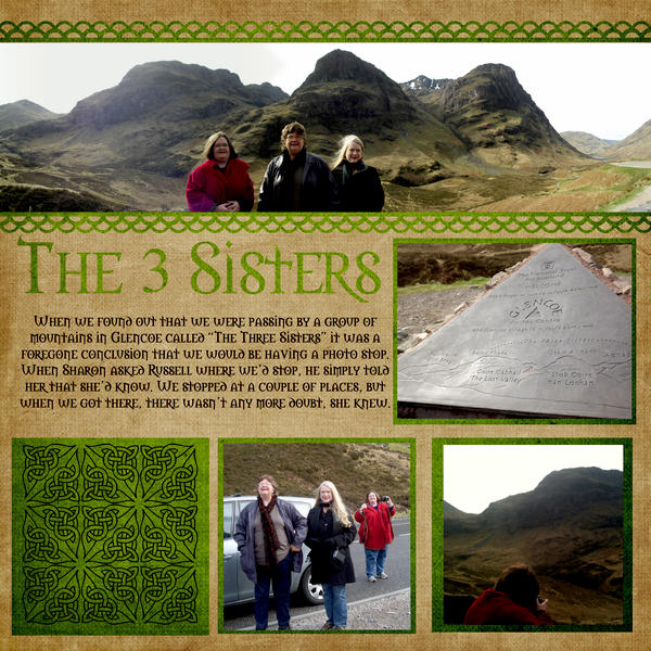 The 3 sisters digital