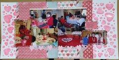 Valentine's party 2015