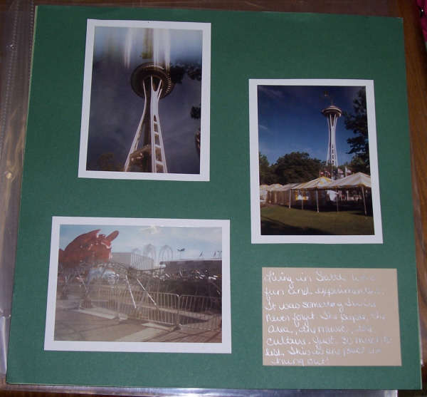 Page Two of Seattle Washington 98121