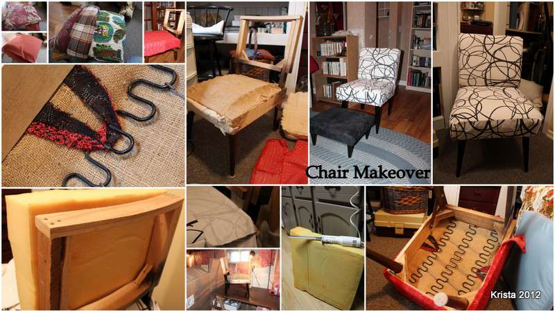 POD #11 - Chair Makeover
