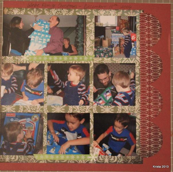 4/10  - Family Christmas