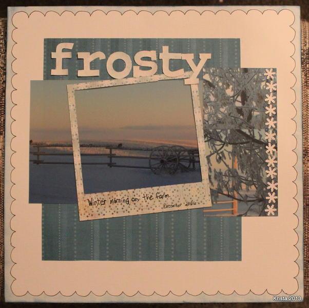 #10 - Frosty